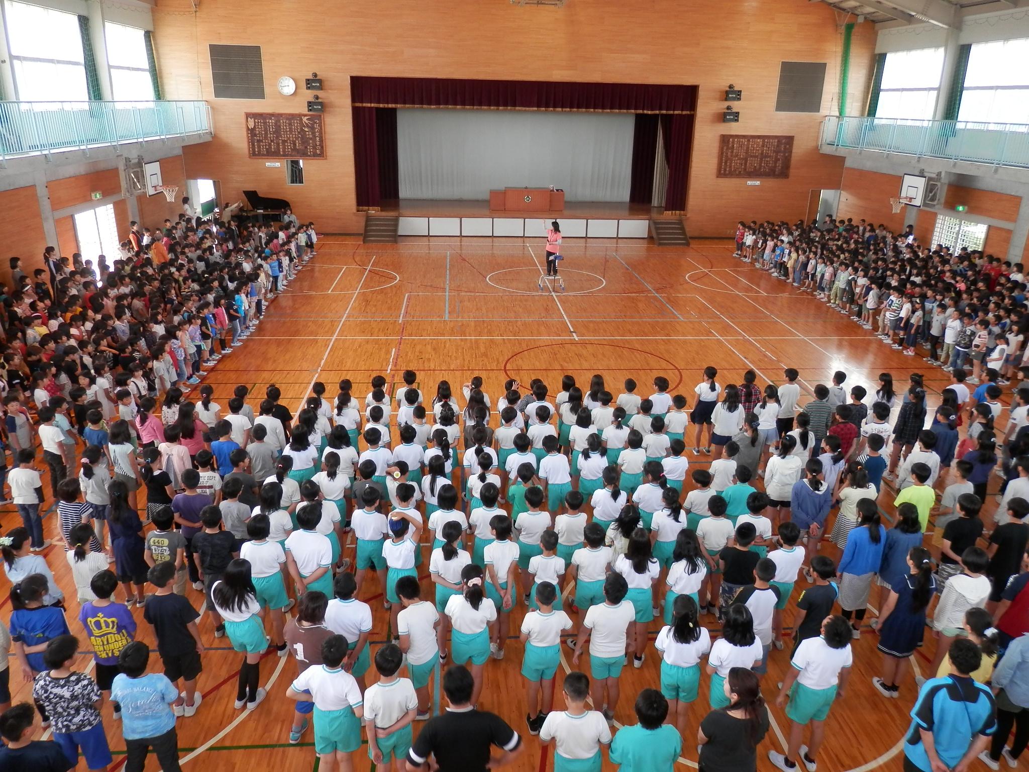 学校日記 大和町立小野小学校